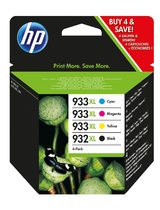 HP 932/933 Combo-pack Ink Cartridges