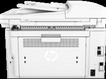 HP LaserJet Pro MFP M227fdw, Back