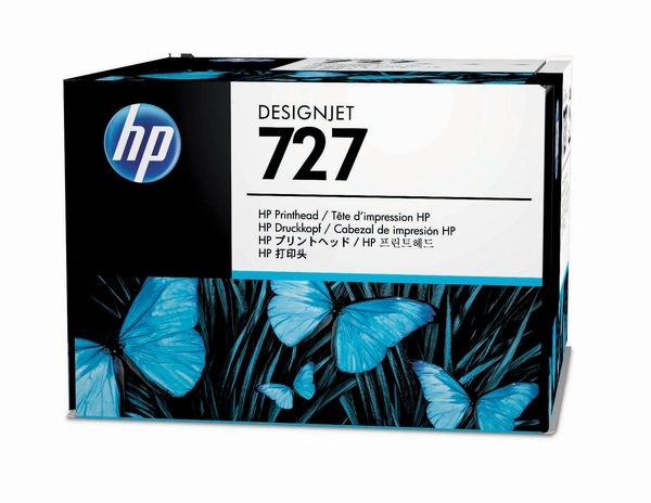 HP 727 Designjet Printhead Replacement Kit