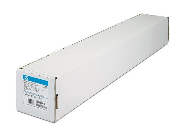 HP Bright White Inkjet Paper-914 mm x 45.7 m