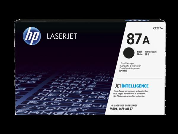 HP LaserJet CF287A Print Cartridge