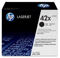 HP LaserJet Q5942X Black Print Cartridge