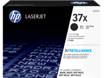 HP LaserJet 37X Black Print Cartridge