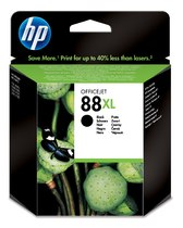 HP 88XL Black Officejet Ink Cartridge