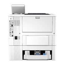 HP LaserJet Enterprise M506, Back