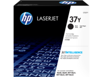 HP LaserJet 37Y Black Print Cartridge