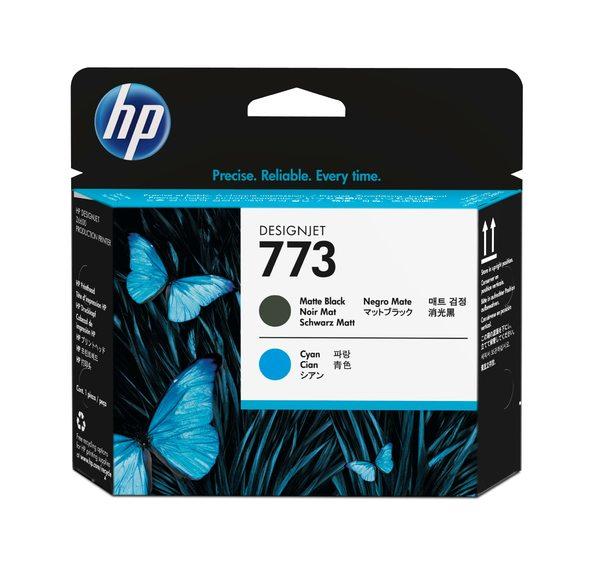 HP 773 Designjet Printheads