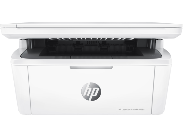 HP LaserJet Pro MFP M28a, Front