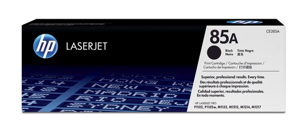 HP LaserJet CE285 Family Print Cartridges