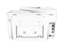 HP OfficeJet Pro 8730 All-in-One (White), Back