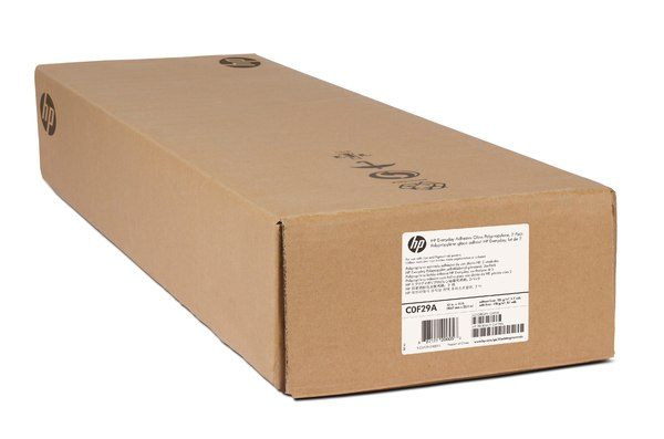 HP 2-pack Everyday Adhesive Gloss Polypropylene-1067 mm x 22.9 m (42 in x 75 ft)