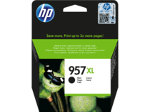 HP 957XL High Yield Black Original Ink Cartridge