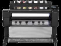 HP DesignJet T1530 Printer series