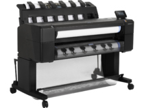 HP DesignJet T1530 Printer series