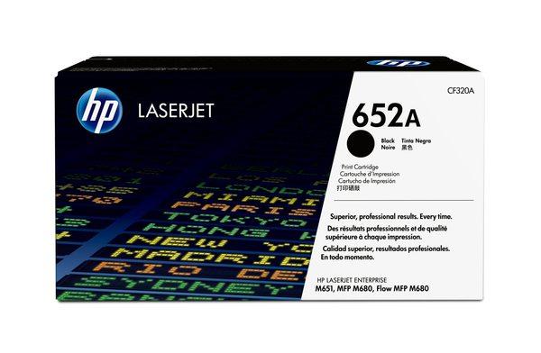 HP 652 LaserJet Printing Supplies