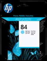 HP 84 Light Cyan Printhead