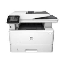HP LaserJet Pro MFP M426fdn, Center, Front, no output