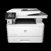 HP LaserJet Pro MFP M426fdn, Center, Front, no output