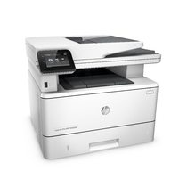HP LaserJet Pro MFP M426fdn, Right facing, no output