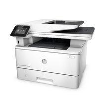 HP LaserJet Pro MFP M426fdn, Left facing, no output