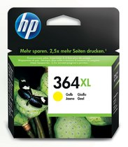 HP 364XL Yellow Photosmart Ink Cartridge