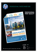 HP Professional Matt Laser Photo Paper