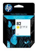 HP 82 28-ml Yellow Ink Cartridge