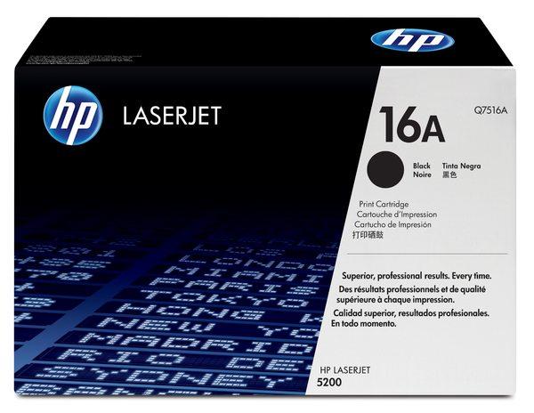 HP Q7516 Family Print Cartridges