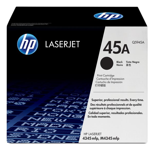 HP LaserJet Q5945 Family Print Cartridges