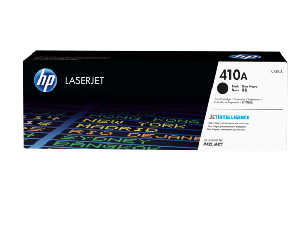HP LaserJet CF410A Black Print Cartridge