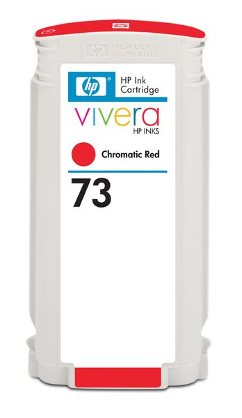 HP 73 130-ml Chromatic Red Ink Cartridge