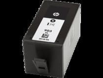 HP 903XL Black Original Ink Cartridge, Left Facing