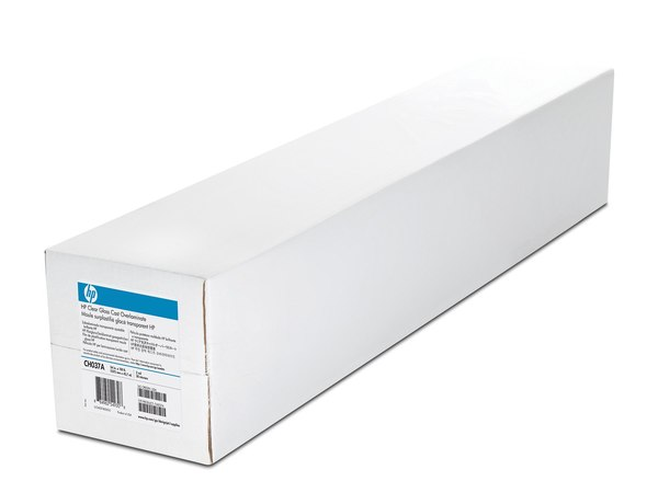 HP Clear Gloss Cast Overlaminate-1372 mm x 45.7 m (54 in x 150 ft)