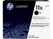 EMEA version - HP LaserJet 11X Black Print Cartridge