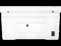 HP LaserJet Pro MFP M28w, Rear