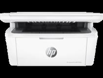 HP LaserJet MFP M28w, Front
