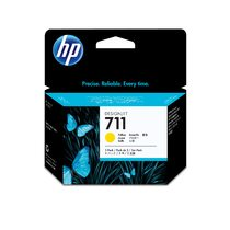 HP 711 3-pack 29-ml Yellow Ink Cartridges