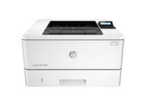 HP LaserJet Pro M402n, Center, Front, no output
