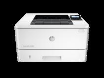 HP LaserJet Pro M402n, Center, Front, no output
