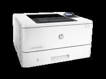 HP LaserJet Pro M402n, Right facing, no output
