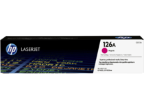 HP LaserJet 126A Magenta Print Cartridge