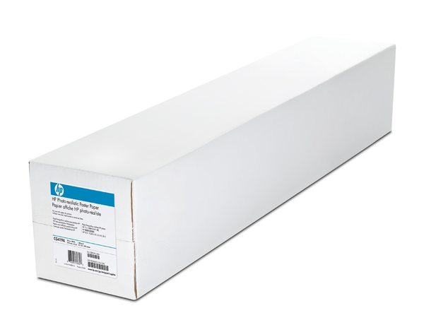 HP Photo-realistic Poster Paper-914 mm x 61 m (36 in x 200 ft)