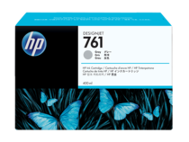 HP 761 400-ml Gray Designjet Ink Cartridge