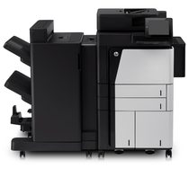 HP LaserJet Enterprise flow M830 Multifunction Printer series