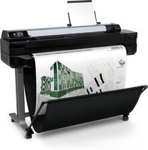 HP DesignJet T520 Printer series,36 in