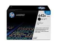HP 642A Black Government LaserJet Toner Cartridge