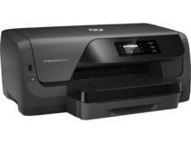 HP OfficeJet Pro 8210, Right facing, no output