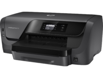 HP OfficeJet Pro 8210, Left facing, no output