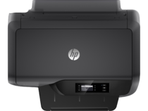 HP OfficeJet Pro 8210, Aerial/Top, no output