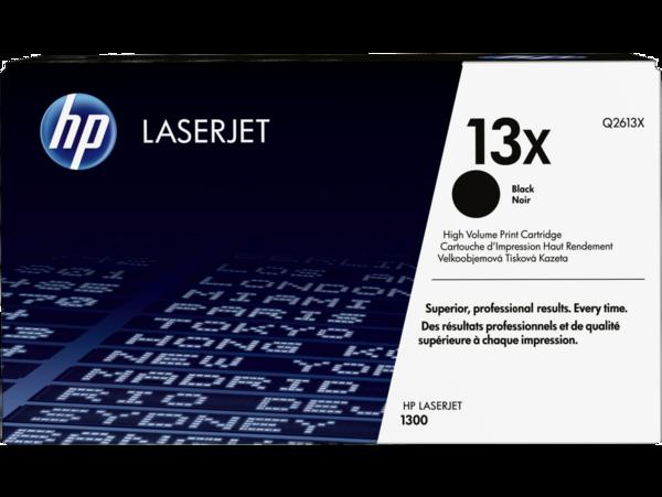 EMEA version - HP LaserJet 13X Black Print Cartridge